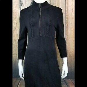 Boston proper black sweater dress